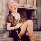 Marilyn Monroe Fishnet Stocking
