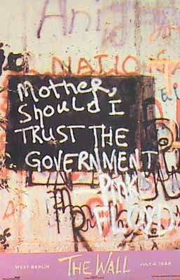 Pink Floyd - Berlin Wall