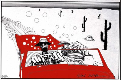 Ralph Steadman - Fear and Loathing