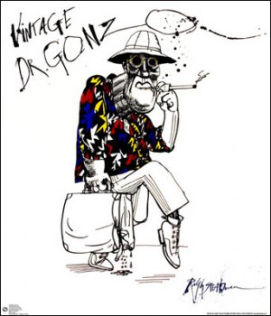 Ralph Steadman - Dr. Gonzo
