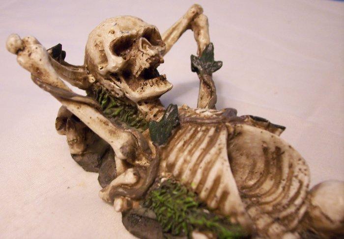 Skeleton Incence Burner