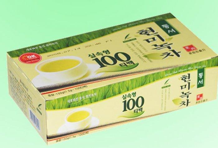 Korean Original Green Tea from South Korea