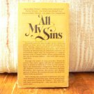 Historical Romance  ALL MY SINS Norbert Estey 1978