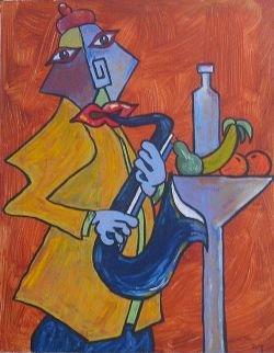 Fruity Saxophony