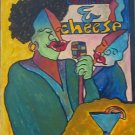 the Vino And Queso World Lounge