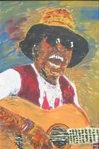 Joburg Guiitar Player