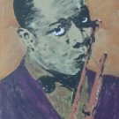 Louis Armstrong Purple