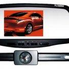 Pyle PLCM5800 5.8'' TFT LCD Mirror Monitor w/ Camera