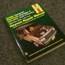 Dodge Caravan Plymouth Voyager Chrysler Town & Country Haynes repair manual