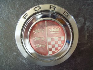 1970 Torino / Ranchero grille ornament