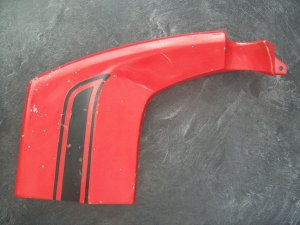 1971 Mustang Quarter panel extension
