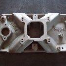 Edelbrock TM1 SBC Chevy intake manifold