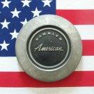 Rambler American horn button