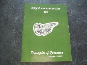 Hydra matic 400 manual