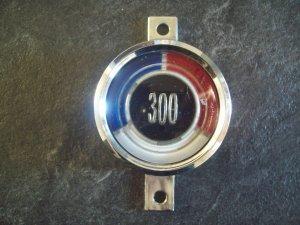 Chrysler 300 ornament