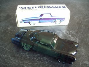 1951 Studebaker Avon bottle