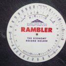 Rambler dial guage