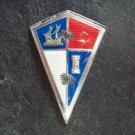 Vintage ornament emblem