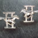 Ford Cobra Mustang II emblems