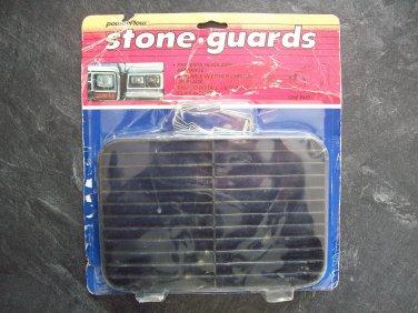 Headlamp guards