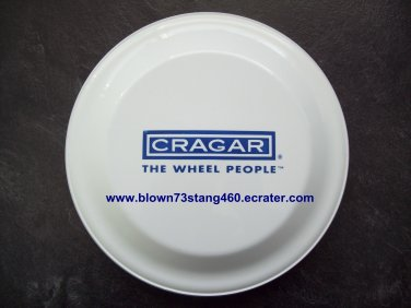 Cragar / Truspoke Wheels frisbee