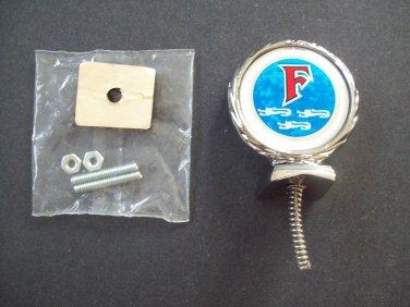 Ford hood ornament great for Mustang Torino Maverick Pinto Thunderbird Ranchero Galaxie Falcon LTD
