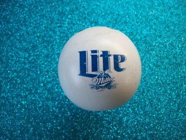 Miller Lite Beer 4 Speed beer tap Shift knob