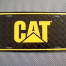 Caterpillar Cat Diesel Truck license plate