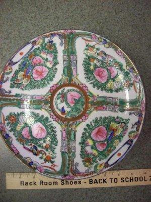 Macau China Plate