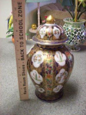 Stunning Colisonne'  Japenese Vase