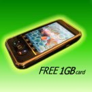 NEW VERSION 2008! CECT P168 850MHZ DUAL SIM NEW!! + 1GB + Car Charger + Leather CAse