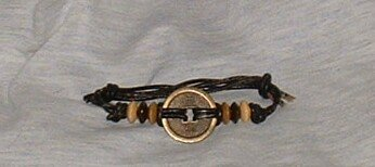 LUCKY CHINESE COIN BRACELET- HANDCRAFTED FENG SHUI JEWELRY