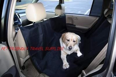Outward Hound Back Seat Dog Pet Hammock Auto Car Cover