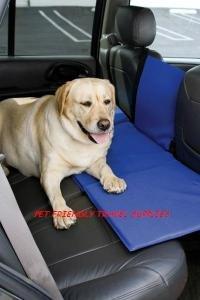 Outward Hound Extend-A-Seat Pet Backseat Extender Dog