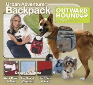 Outward Hound Urban Adventure BackPack - Large