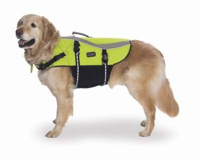 Outward Hound Pet Saver Dog Life Jacket Vest  - Designer Series - X-Large