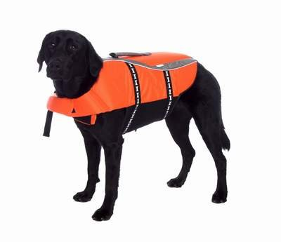 Outward Hound Pet Saver Dog Life Jacket Vest - Designer Series - Large