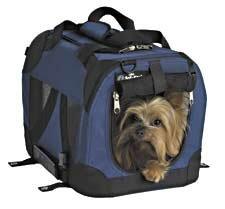 NOZTONOZ i-Series Sof-Krate Pet Soft Crate Dog Kennel