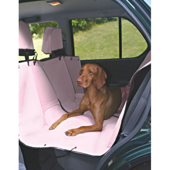 Guardian Gear Back Seat Dog Pet Hammock Auto Car Cover Black or Khaki