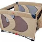 JEEP Portable Dog Port a Pen Pet Puppy Play Area - Sandstone Pet Gear 36 x 36 x 26