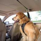 Kurgo Auto Zip Line w/ Dog Harness X-LARGE 80 + lbs. Pet Car Safety