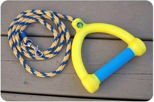 Paws Aboard Water Ski Rope Dog Leash