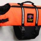 Outward Hound Pet Saver Dog Life Jacket Vest Safety Preserver X-Small
