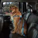 "Cruising Companion Auto Car Safety Dog Harness X-Small 7""-16"" Blue, Black, Pink"
