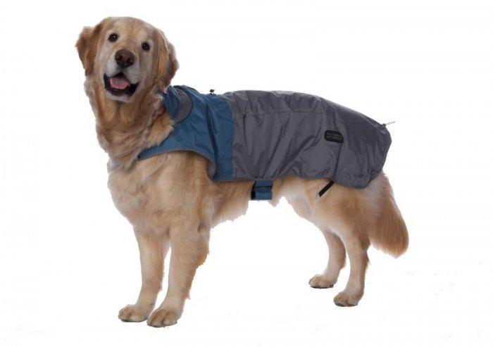 Outward Hound Dog Designer Rain Jacket - Foul Weather Gear - X-Large Designer Colors