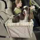 X-Large SOLVIT Deluxe Dog Pet Booster Seat holds pets up to 40 lbs.