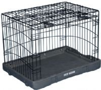 "Pet Gear Travel-Lite Steel Crate 27"" Small"