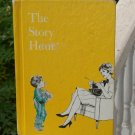 Vintage 1953 Story Hour Children's Book Crafts Scrapbooking Poems Stories