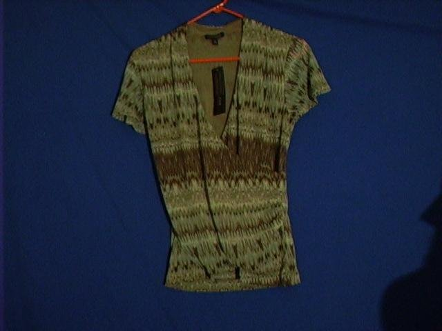 Anne Klien $175 retail women's shirts womans clothing new with tags high end designers