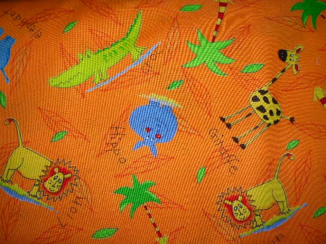 Fun Animals Shopping Cart Cover